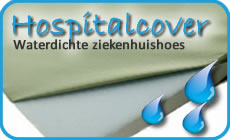 Hospitalcover matrashoes op maat